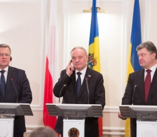 Украина и Польша призывают Молдову продолжить проевропейский курс