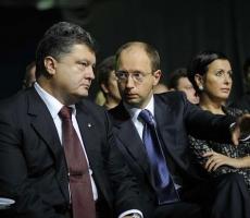 Порошенко предложил назначить Яценюка премьер-министром