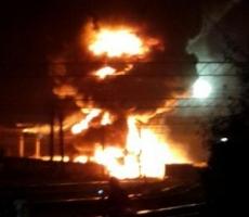В Харькове слышны мощные взрывы