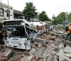 В Приднестровье произошло землетрясение