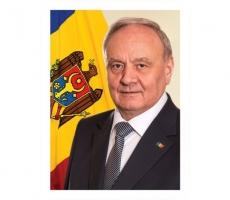 Президент Молдовы призвал свой народ проголосовать за европейское будущее