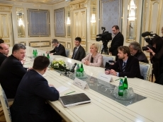 Петр Порошенко поблагодарил Швецию за ратификацию Соглашения об ассоциации