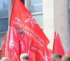 Социалисты одержали победу в парламентских выборах Молдовы