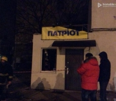 В Одессе взорвали патриотический магазин