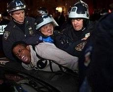 В США усиливаются акции протеста