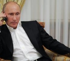 Владимир Путин провел переговоры с Главой Австрии
