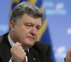Петр Порошенко: мечта украинцев, чтобы Украина стала лучшей - свободной, европейской, честной и успешной