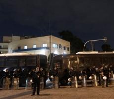 Посольство Израиля в Афинах обстреляно мотоциклистами