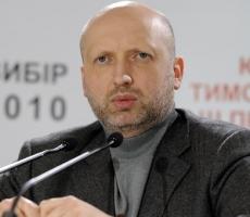 Турчинов назначен секретарём СНБО