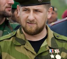 Кадыров может покинуть пост главы Чечни ради Донбасса