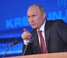 Владимир Путин: правительство должно поддержать Центробанк