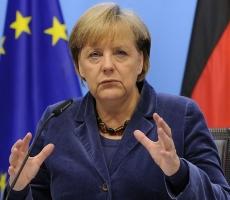 Меркель: Украина получит финпомощь при одном условии