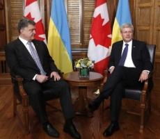 В Украину прибудет военно-техническая помощь из Канады