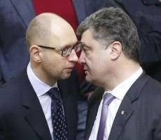 Порошенко готовит отставку Яценюка
