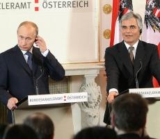 Канцлер Австрии высказался в поддержку России