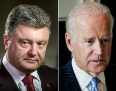 Президент Украины провел телефонные переговоры с Джо Байденом