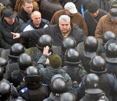Украину накрыла волна митингов