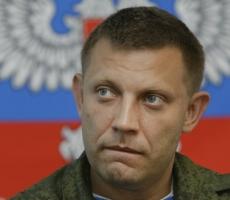 Захарченко видел, как сбили Boeing777