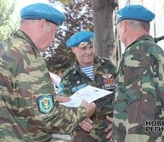 В кишинёвском аэропорту обворовали полковника из Приднестровья