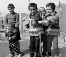 Чеченские дети в Литовском плену