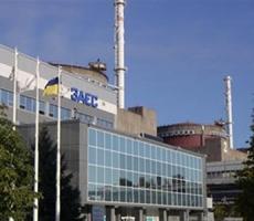 Запорожская АЭС потеряла очередной энергоблок
