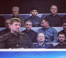 20 000 добровольцев из чеченских спецслужб готовы отправиться на задание в любую точку мира по приказу Путина