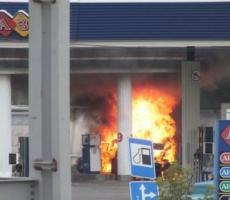 Взрывы в Украине дошли до столицы