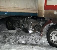 В результате ДТП погибло 13 украинских силовиков
