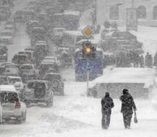 В Украине ожидается сильный шторм