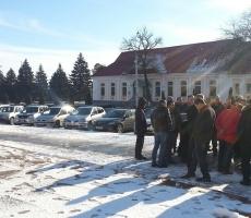 Автолюбители Приднестровья против инициативы президента Евгения Шевчука