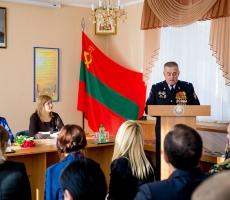 В Приднестровье отмечают 23-ю годовщину образования Службы безопасности Президента