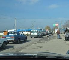 Вблизи украино-приднестровской границы слышны выстрелы