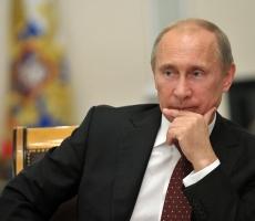 Владимир Путин выразил соболезнования Королю Саудовской Аравии