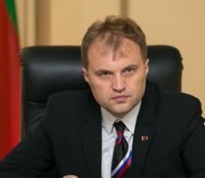 Президент Приднестровья провел совещание с членами Правительства