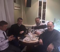 В Москве состоялась встреча российских, греческих и приднестровских политиков