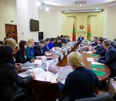 Евгений Шевчук провел совещание с Президиумом Правительства ПМР и Верховного Совета ПМР