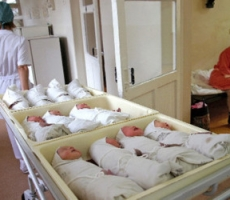 В Одессе увеличилась рождаемость