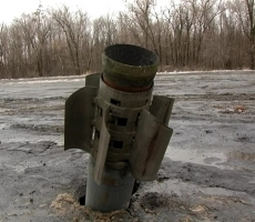 Ночь 12-го февраля для жителей Луганска стала самой суровой