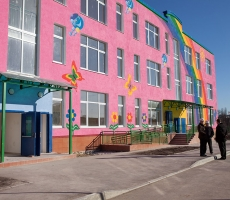 При поддержке АНО «Евразийская интеграция» в Тирасполе открылся новый детсад