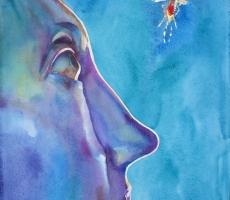 Ирина Моторина: гуманистическое эко-направление в живописи