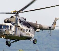 Белоруссия получит от России вертолёты