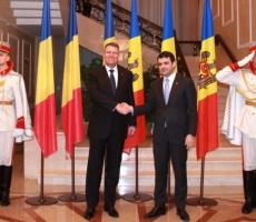 Президент Румынии посетил Молдову