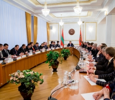 В Тирасполе состоялось заседание Государственного совета ПМР