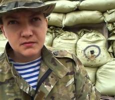 Савченко хочет поменять своё питание