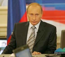 Владимир Путин: в России укрепили институт материнства и детства
