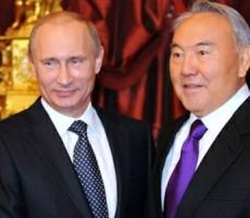 В четверг Владимир Путин посетит Казахстан