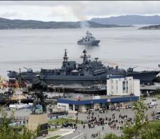 Северный флот и отдельные силы ВДВ приведены в боевую готовность