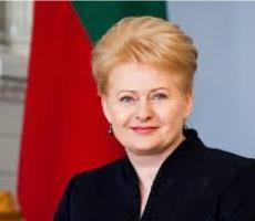 Сегодня президент Молдовы наградил орденом главу Литвы