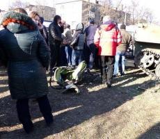 В Константиновке местным правоохранителям удалось взять под контроль все объекты