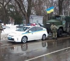 В Одессе проводят антитеррористическую операцию
